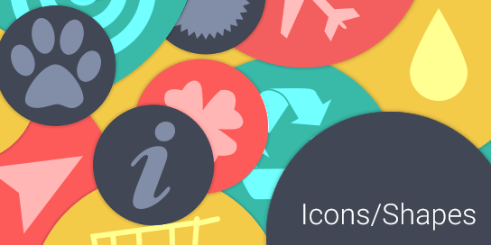 Icons Shapes